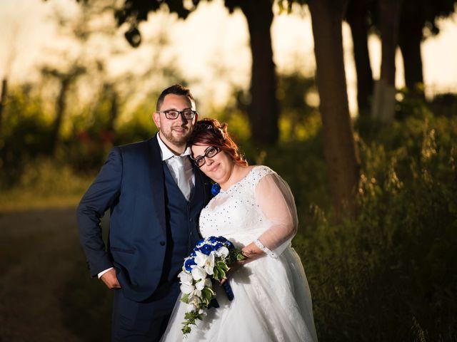Il matrimonio di Mirco e Veronica a Concesio, Brescia 30