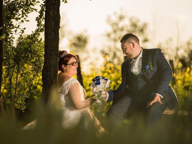 Il matrimonio di Mirco e Veronica a Concesio, Brescia 1