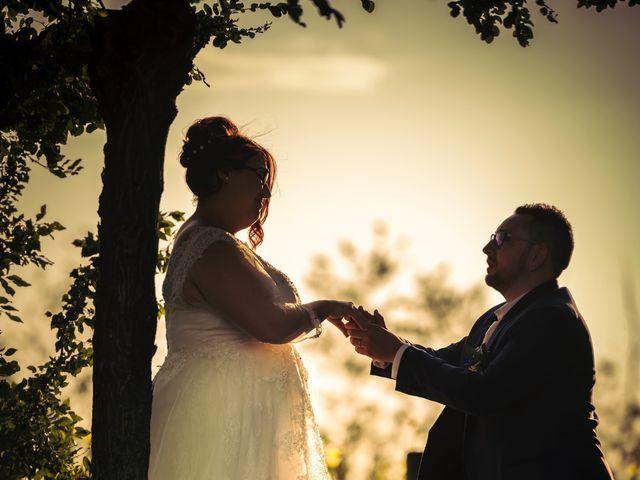 Il matrimonio di Mirco e Veronica a Concesio, Brescia 31