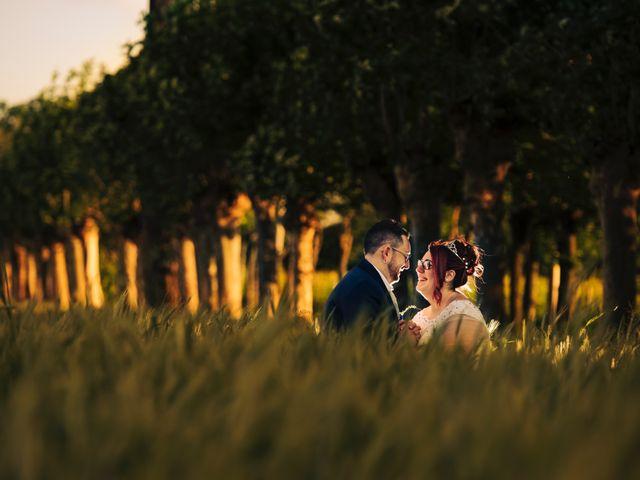 Il matrimonio di Mirco e Veronica a Concesio, Brescia 32