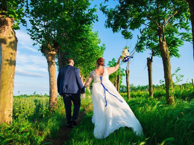 Il matrimonio di Mirco e Veronica a Concesio, Brescia 36