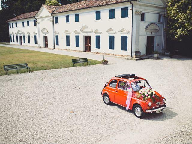 Il matrimonio di Francesco e Chiara a Mirano, Venezia 2