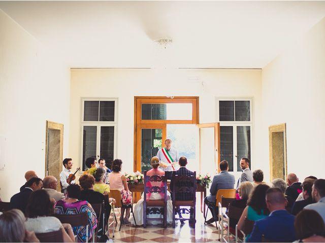 Il matrimonio di Francesco e Chiara a Mirano, Venezia 16