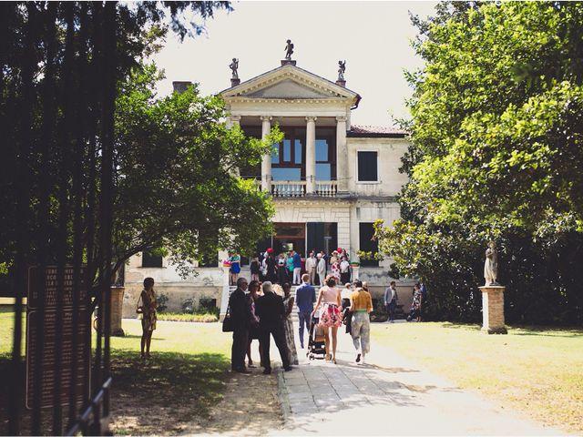Il matrimonio di Francesco e Chiara a Mirano, Venezia 17