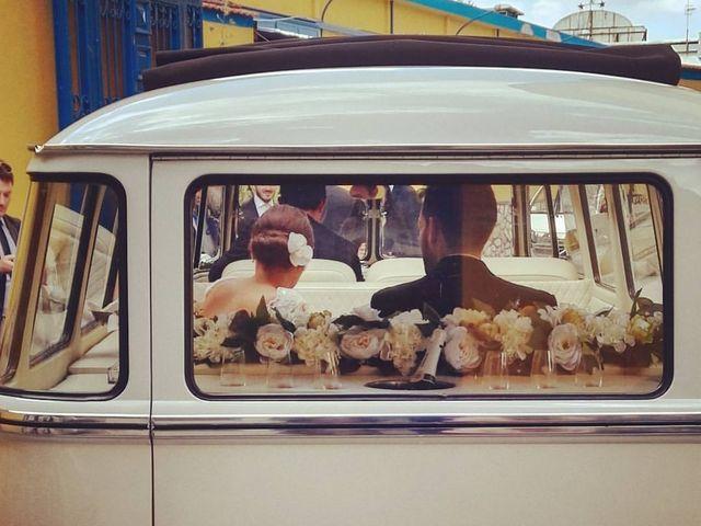 Il matrimonio di Davide e Carmela a Napoli, Napoli 3
