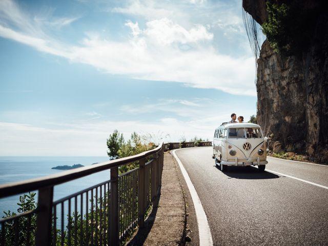 Il matrimonio di Davide e Carmela a Napoli, Napoli 12
