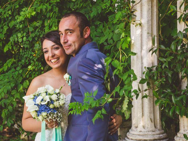 Le nozze di Dalila e Cristiano