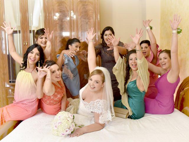 Il matrimonio di Cotrino e Federica a Latiano, Brindisi 7