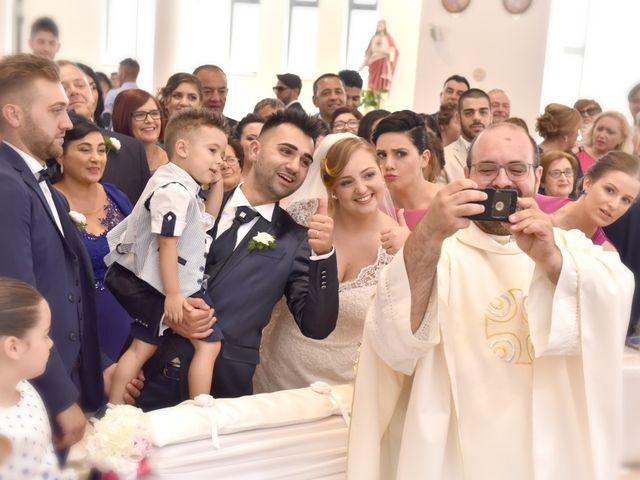 Il matrimonio di Cotrino e Federica a Latiano, Brindisi 8