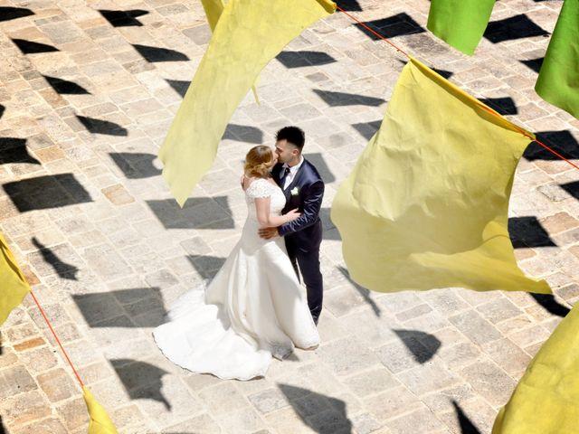 Il matrimonio di Cotrino e Federica a Latiano, Brindisi 9