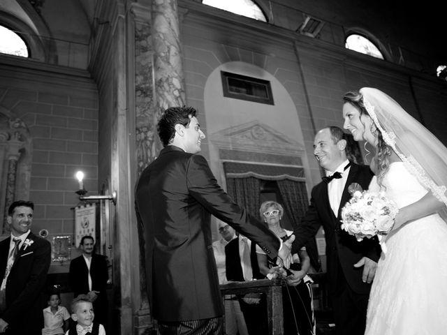 Il matrimonio di Alessio e Veronica a Terricciola, Pisa 14
