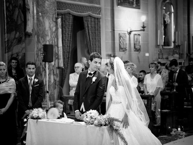 Il matrimonio di Alessio e Veronica a Terricciola, Pisa 15