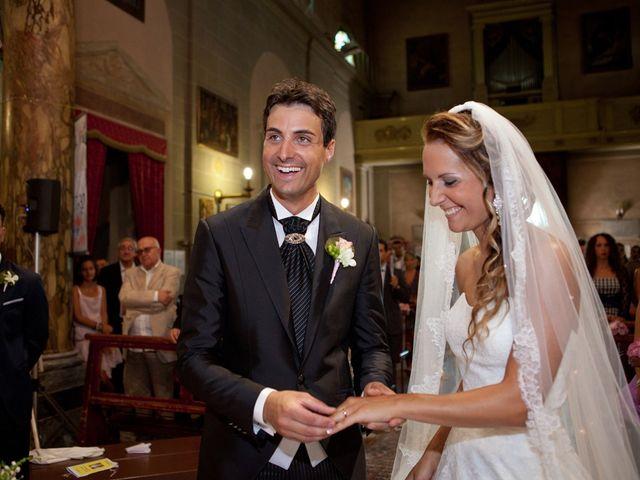 Il matrimonio di Alessio e Veronica a Terricciola, Pisa 17