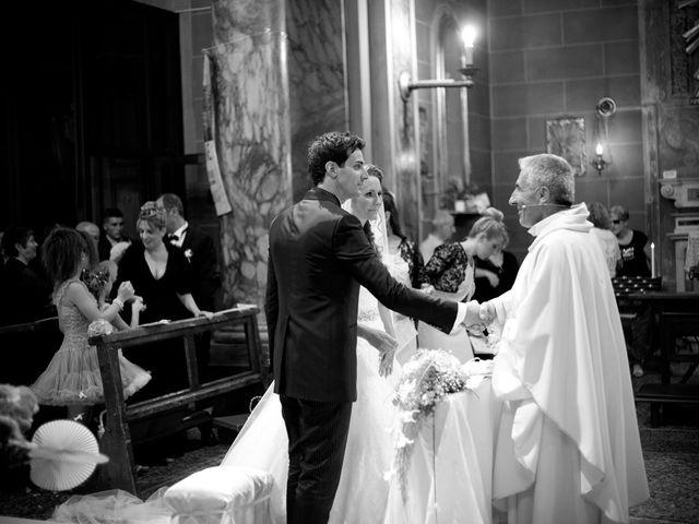 Il matrimonio di Alessio e Veronica a Terricciola, Pisa 18