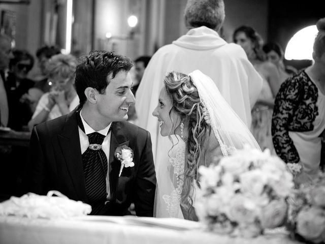 Il matrimonio di Alessio e Veronica a Terricciola, Pisa 19