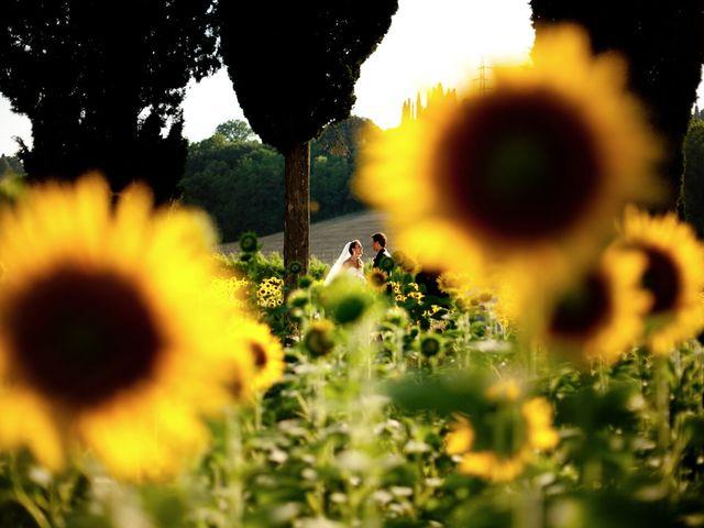 Il matrimonio di Alessio e Veronica a Terricciola, Pisa 25