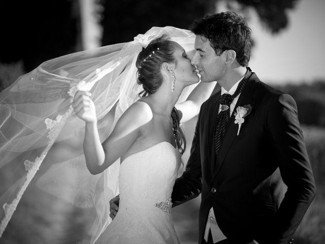 Il matrimonio di Alessio e Veronica a Terricciola, Pisa 31