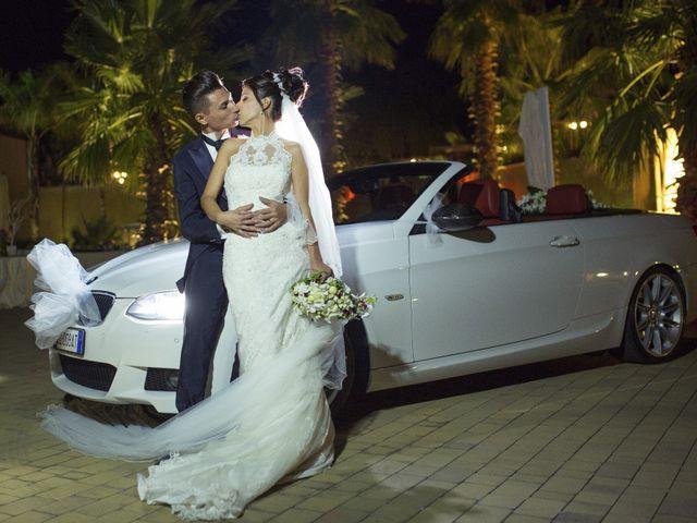 le nozze di Sabrina e Benedetto