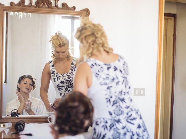 Il matrimonio di Nicola e Elisabetta a Sanguinetto, Verona 13