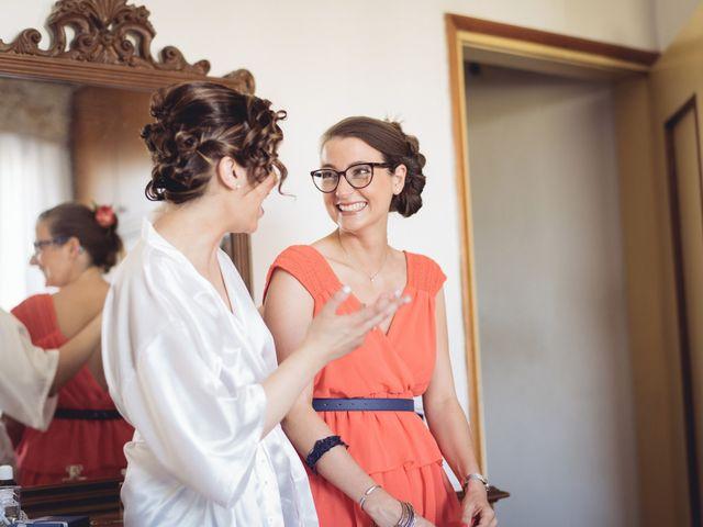 Il matrimonio di Nicola e Elisabetta a Sanguinetto, Verona 18