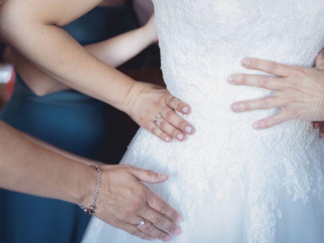 Il matrimonio di Nicola e Elisabetta a Sanguinetto, Verona 20