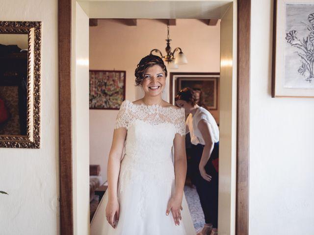 Il matrimonio di Nicola e Elisabetta a Sanguinetto, Verona 30