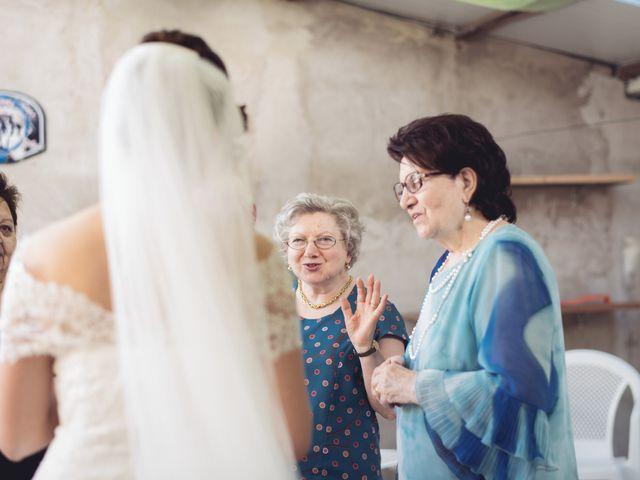 Il matrimonio di Nicola e Elisabetta a Sanguinetto, Verona 31
