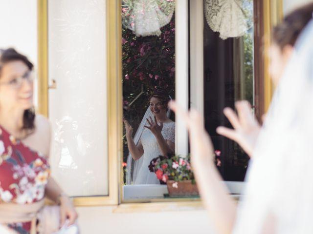 Il matrimonio di Nicola e Elisabetta a Sanguinetto, Verona 34