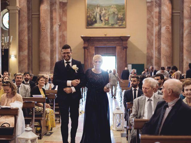 Il matrimonio di Nicola e Elisabetta a Sanguinetto, Verona 41