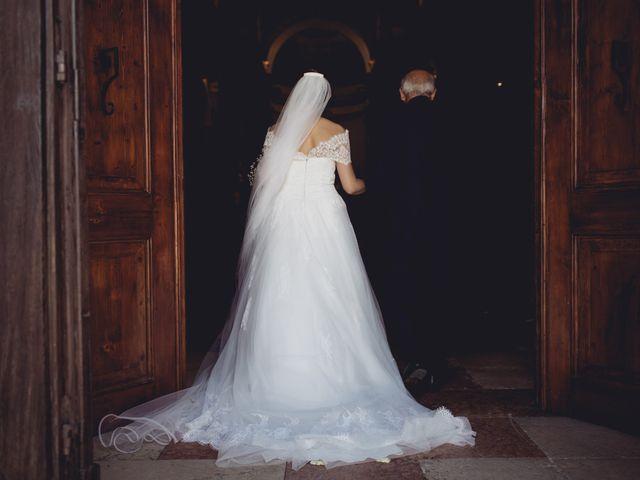 Il matrimonio di Nicola e Elisabetta a Sanguinetto, Verona 42