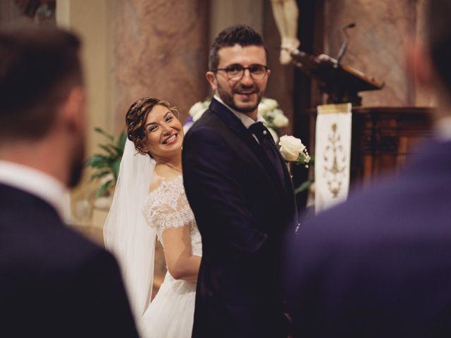 Il matrimonio di Nicola e Elisabetta a Sanguinetto, Verona 45