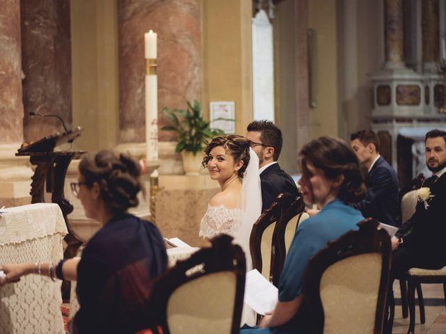 Il matrimonio di Nicola e Elisabetta a Sanguinetto, Verona 46