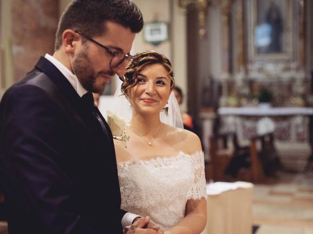 Il matrimonio di Nicola e Elisabetta a Sanguinetto, Verona 47