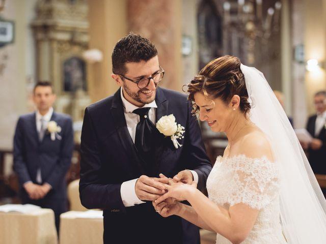 Il matrimonio di Nicola e Elisabetta a Sanguinetto, Verona 48