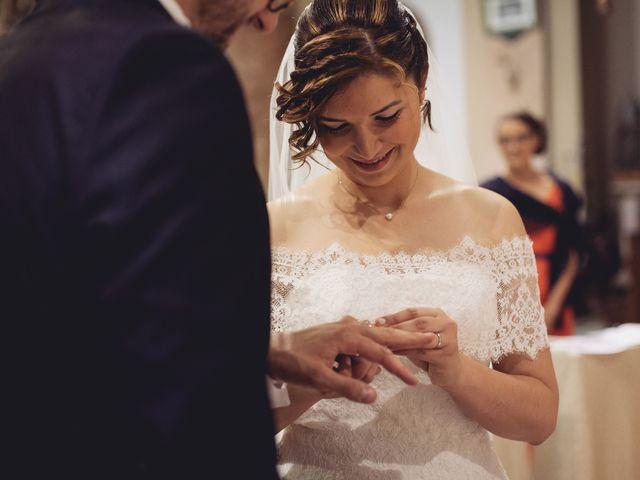 Il matrimonio di Nicola e Elisabetta a Sanguinetto, Verona 49