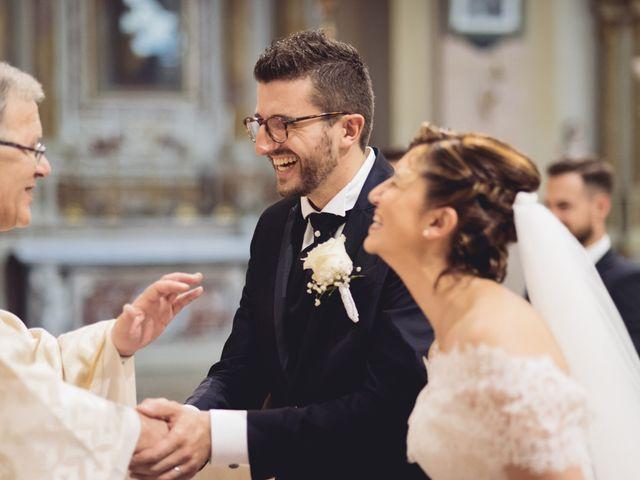 Il matrimonio di Nicola e Elisabetta a Sanguinetto, Verona 51