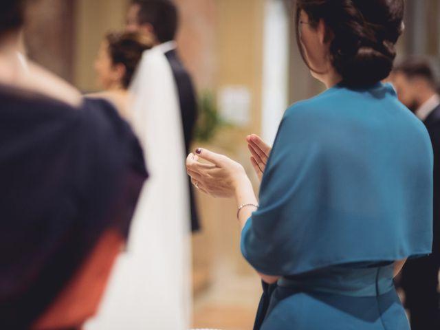 Il matrimonio di Nicola e Elisabetta a Sanguinetto, Verona 52
