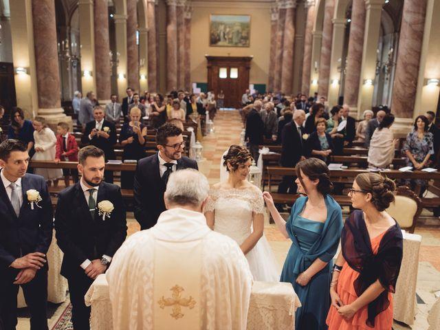 Il matrimonio di Nicola e Elisabetta a Sanguinetto, Verona 53