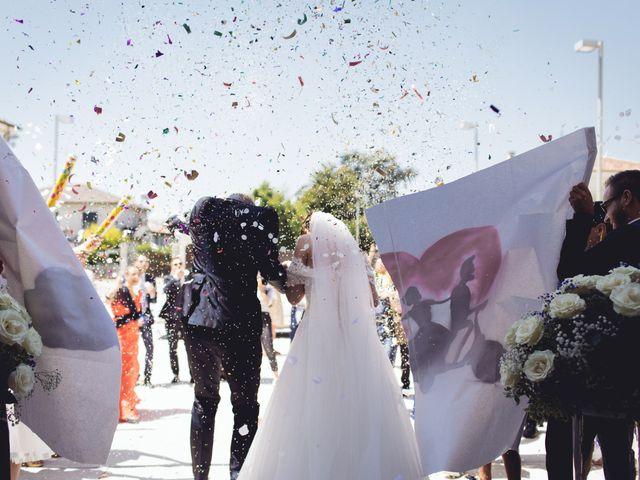 Il matrimonio di Nicola e Elisabetta a Sanguinetto, Verona 54