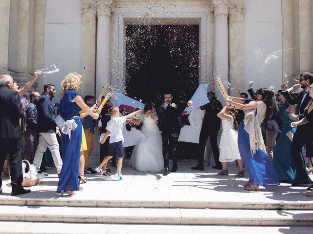 Il matrimonio di Nicola e Elisabetta a Sanguinetto, Verona 55