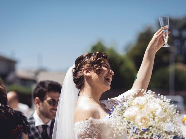 Il matrimonio di Nicola e Elisabetta a Sanguinetto, Verona 57