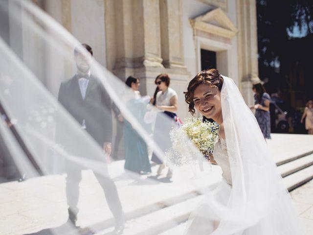 Il matrimonio di Nicola e Elisabetta a Sanguinetto, Verona 60