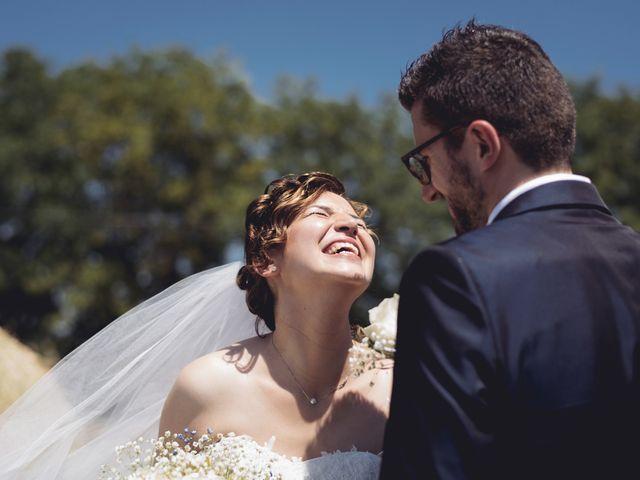 Il matrimonio di Nicola e Elisabetta a Sanguinetto, Verona 67