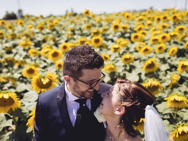 Il matrimonio di Nicola e Elisabetta a Sanguinetto, Verona 72