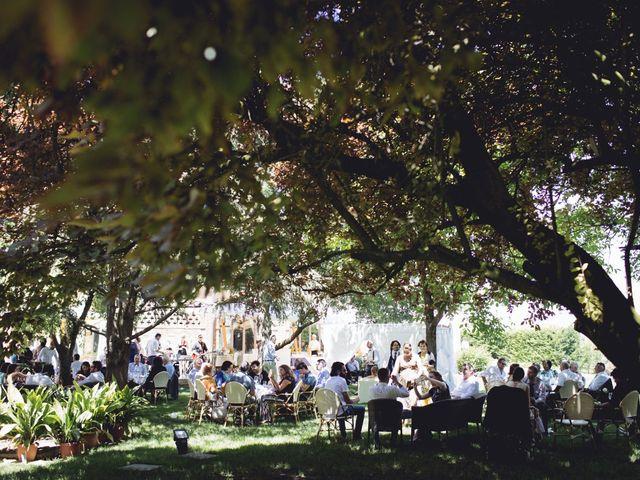 Il matrimonio di Nicola e Elisabetta a Sanguinetto, Verona 74