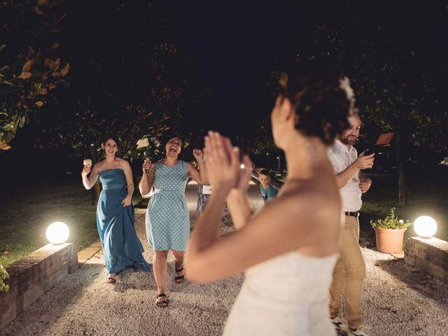Il matrimonio di Nicola e Elisabetta a Sanguinetto, Verona 92