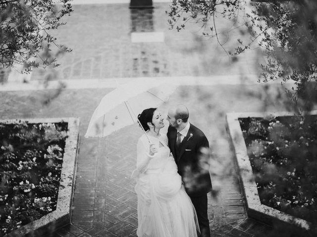 le nozze di Valentina e Orazio
