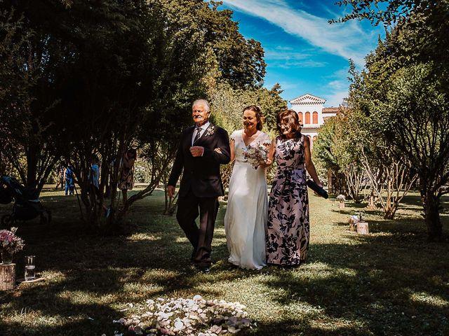 Il matrimonio di Nicola Giulio e Alessandra a Vigonovo, Venezia 22