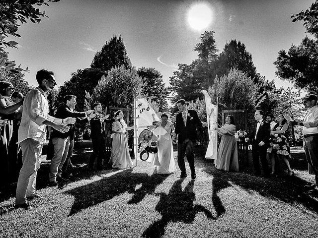 Il matrimonio di Nicola Giulio e Alessandra a Vigonovo, Venezia 34