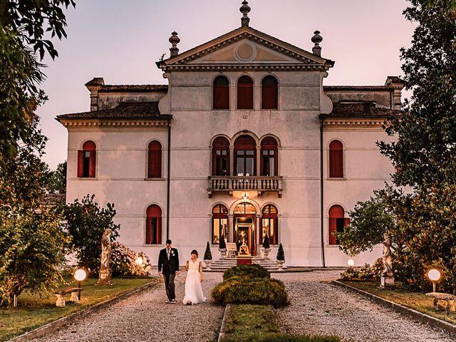 Il matrimonio di Nicola Giulio e Alessandra a Vigonovo, Venezia 50